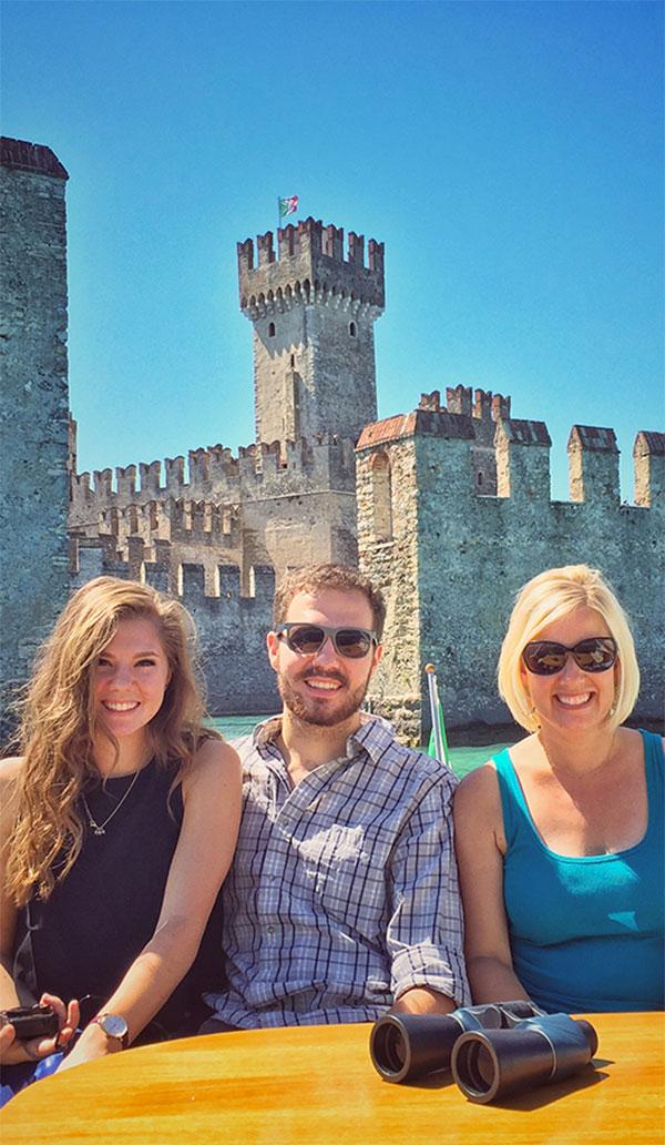 Tour in motoscafo sul lago di Garda