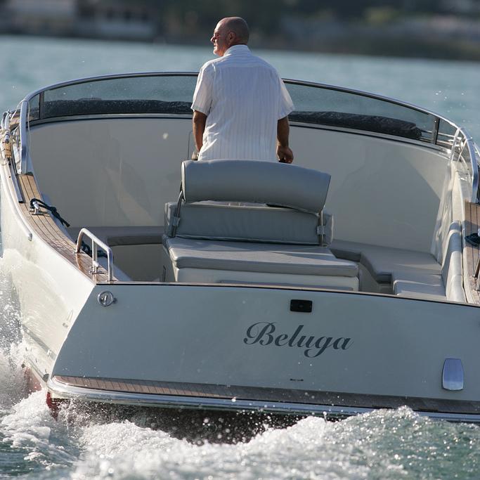 Motorboot Beluga Gardasee-Tour