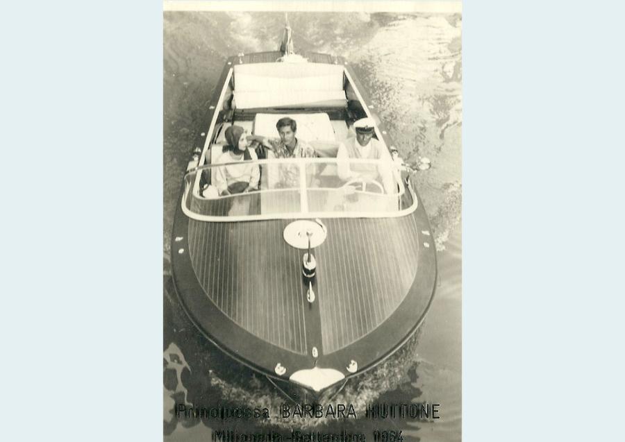 Storia di Bertoldi Boats