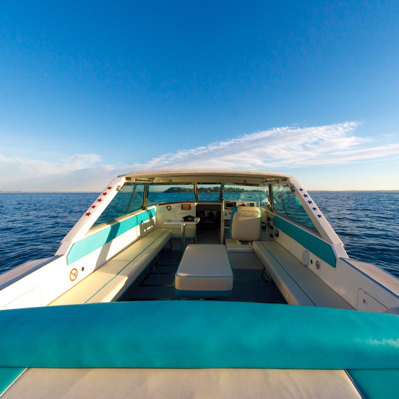 Bertoldi Boats: Motorboot Columbus