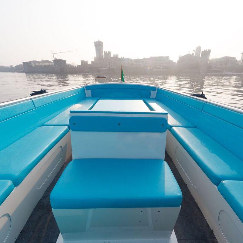 Motorboot Ghibli