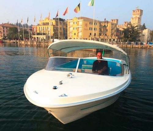 Motoscafo Ghibli Tour del Lago di Garda