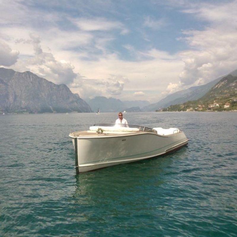 Libera Motorboot Gardasee-Tour