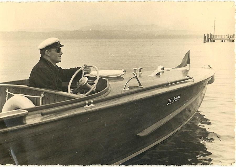 La storia di Bertoldi Boats