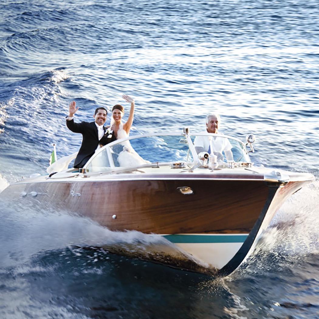 Noleggio Barca Per Sposi, Lago Di Garda