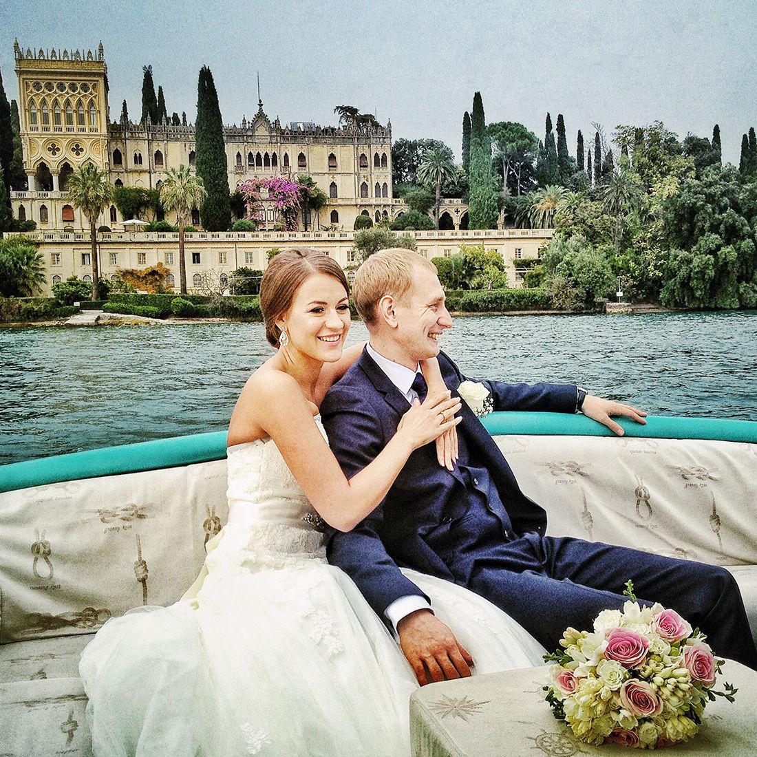 Matrimonio In Motoscafo Sul Lago di Garda