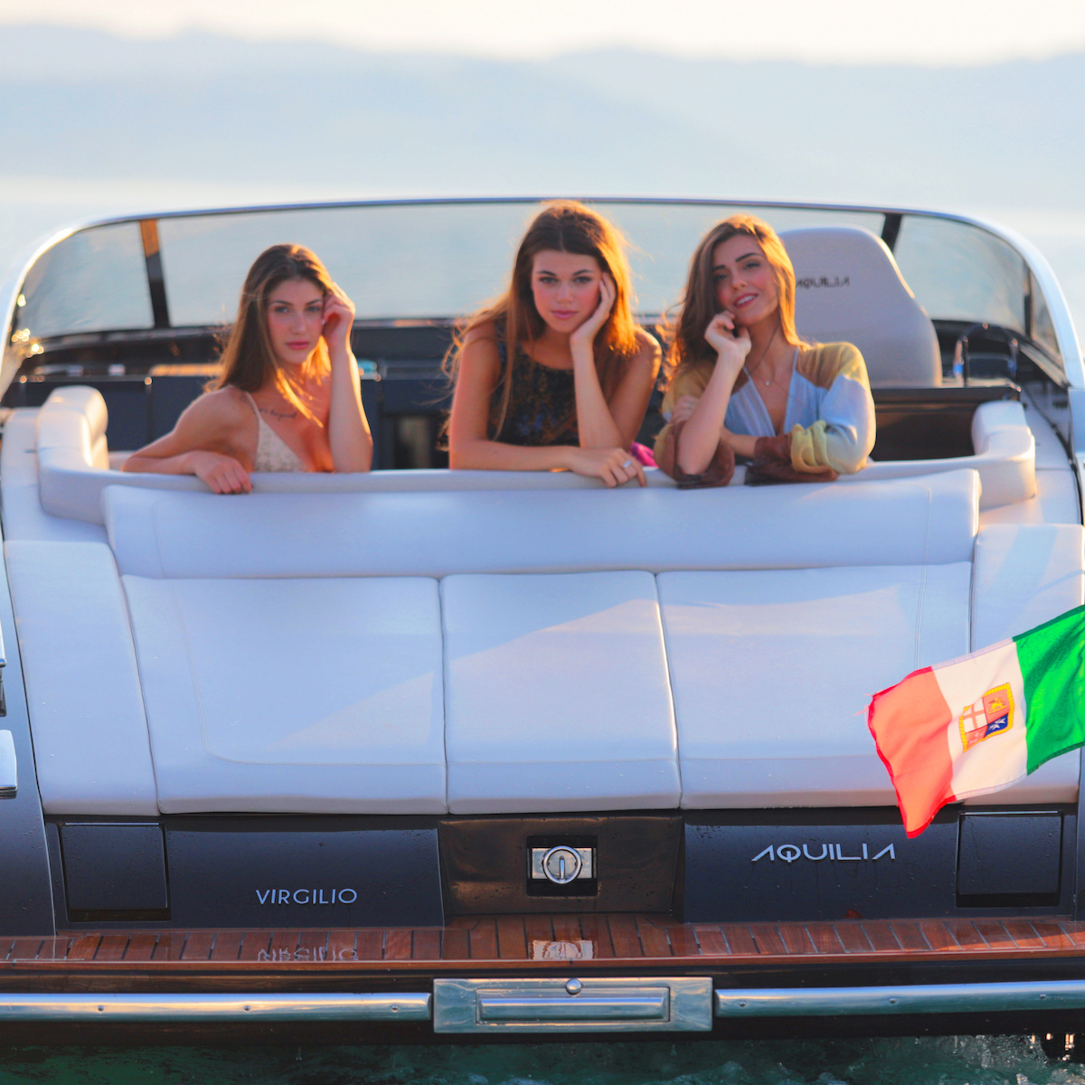 Shooting Lago Di Garda