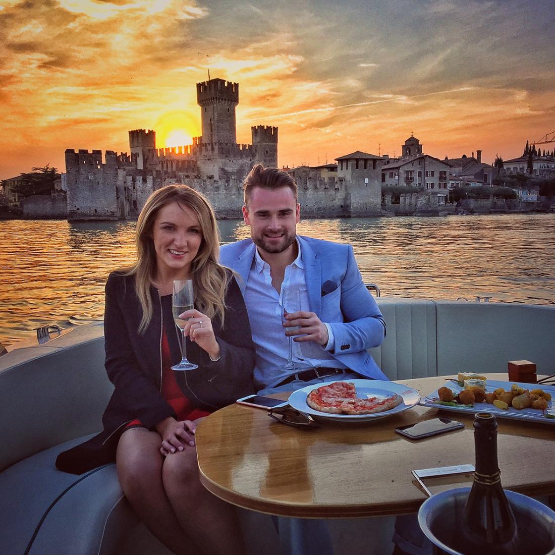 Tour In Barca Personalizzato Sul Lago Di Garda