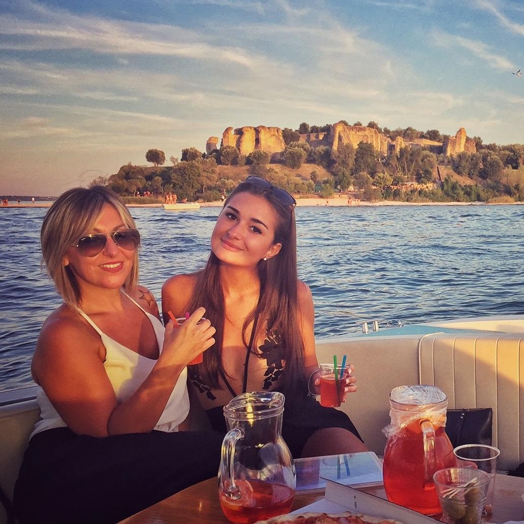 Aperitivo Lago Di Garda: Tour In Motoscafo
