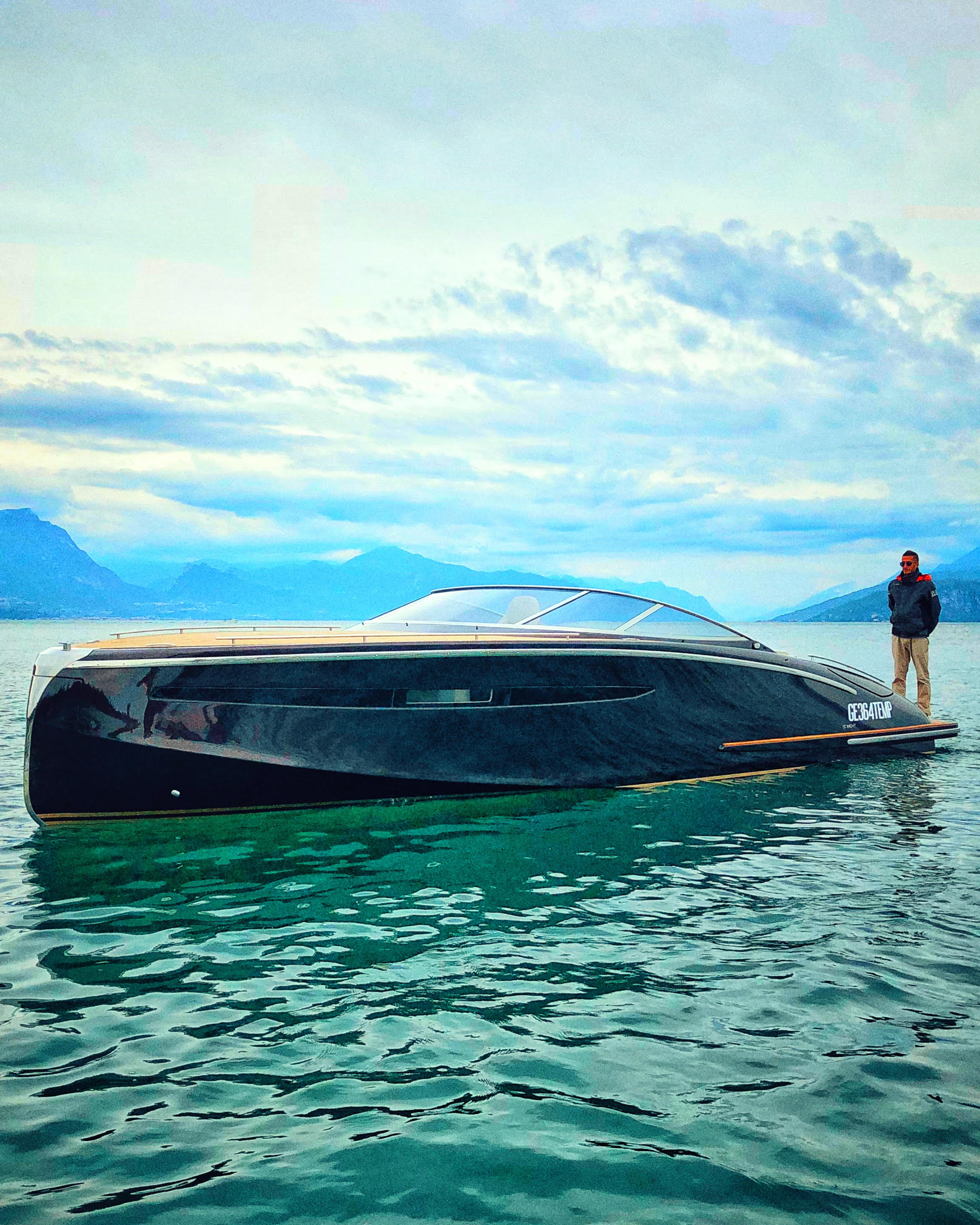 Our Boats On The Garda Lake - Bertoldi Boats