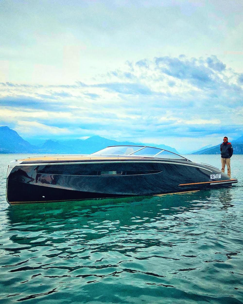 Barca Virgilio