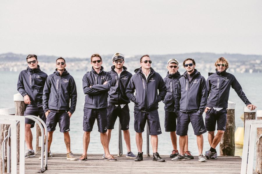 Team Bertoldi Boats Lago