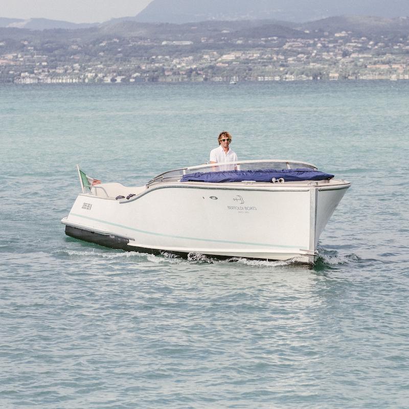 Barca Libera Bertoldi Boats