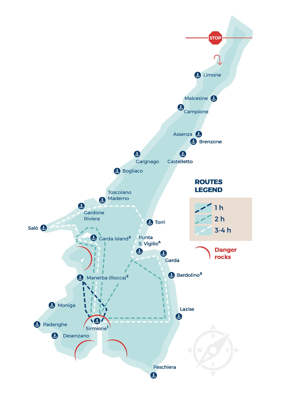 Mappa Noleggio