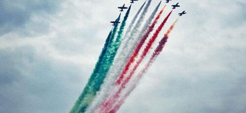 Tour Frecce Tricolori