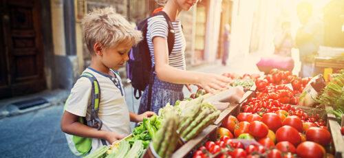 Desenzano Market Tour